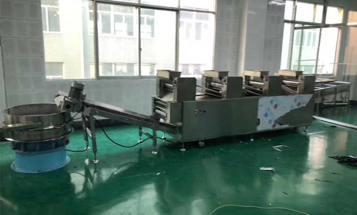 Nice Workshop for Muesli Bar Cutting Machine