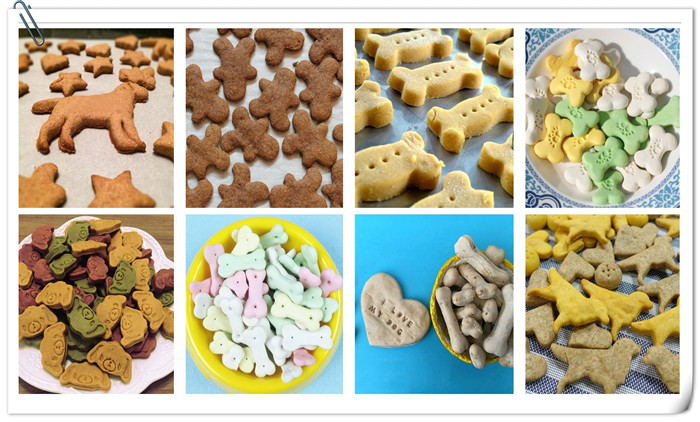 Pet Biscuits Processing Line