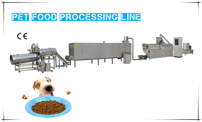 HOW IS PET FOOD MANUFACTURED ?