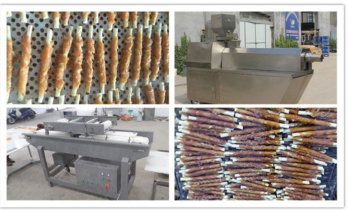The Work Principle Of Chicken Slicing Machine