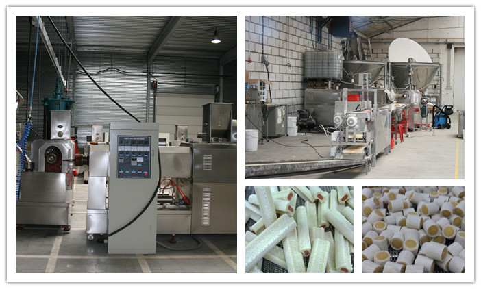 Pet Treats Machine Is Installed In Holland