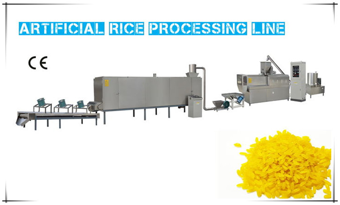 Artificial Rice Extrusion Line