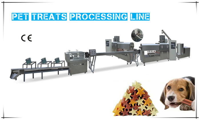 Pet Treats Processing Line