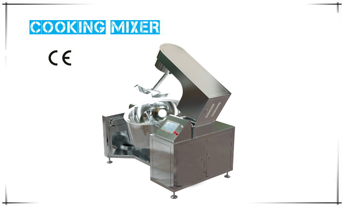 Electric-magnetic Cooking Mixer