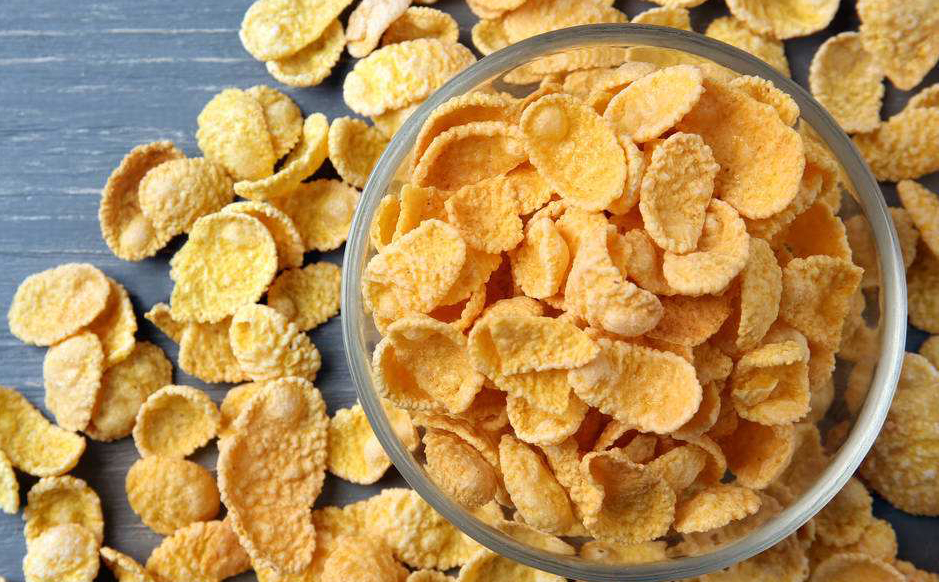 How Does Corn Flakes Processing Line Work?