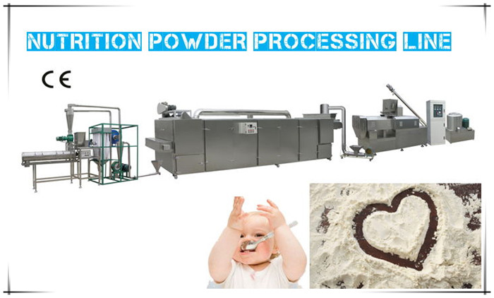 Delivery of Nutrition Powder Machine
