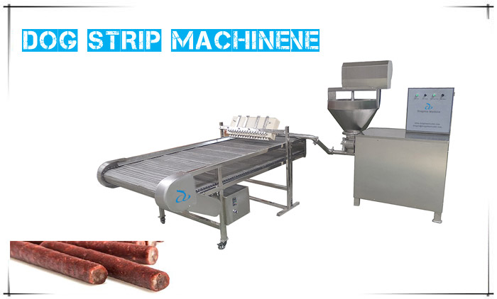 Dog Strips Machine